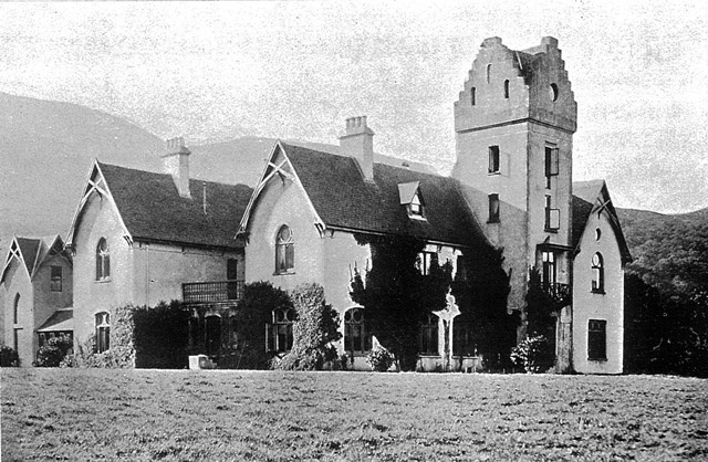 mansion in heyday